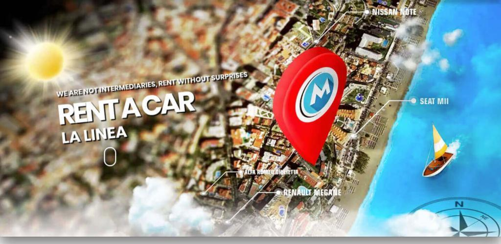 rent a car La Linea