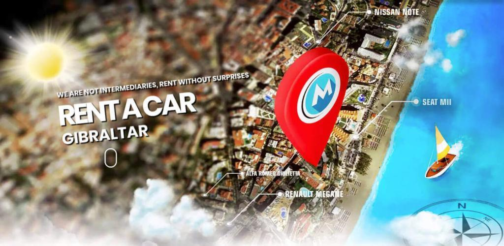 rent a car Gibraltar