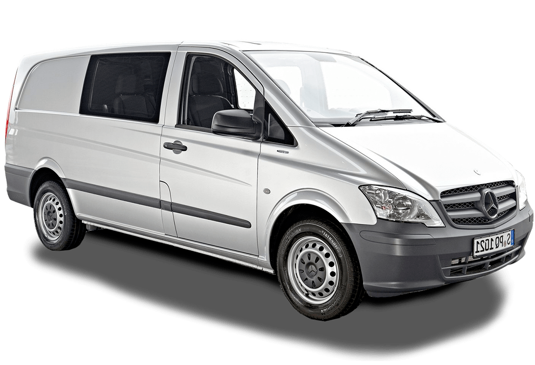 Mercedes Vito - Marbella Rent a Car